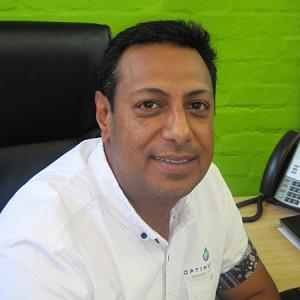 Dr Raj Lalloo